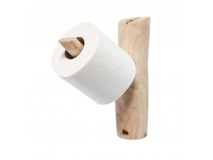 Držák na toaletní papír Muubs Twig  | přírodní