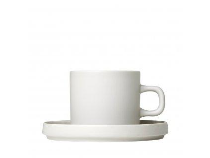 Šálek na kávu Blomus PILAR SET/2ks   béžový