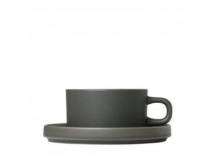 Šálek na čaj Blomus PILAR SET/2ks | agave