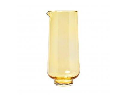 Karafa na vodu Blomus FLOW 1,1l | zlatá