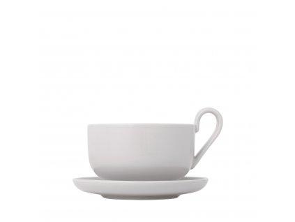 Set 2 šálků na čaj s podšálky Blomus - Nim
