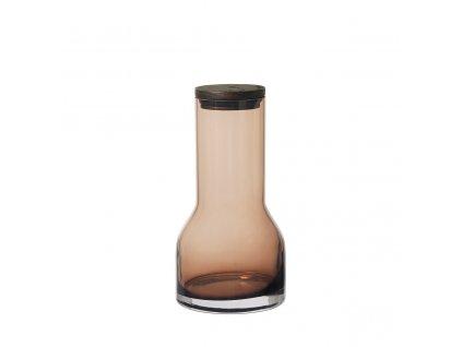 Karafa na vodu Blomus LUNGO 650 ml | kouřová šedá