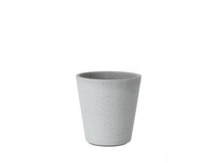 Květináč Blomus COLUNA 14,5 cm | světle šedý