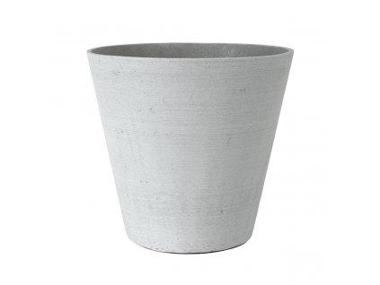 Květináč Blomus COLUNA 32 cm | světle šedý