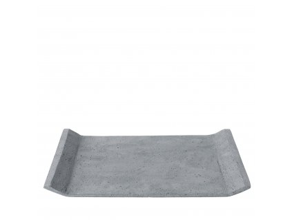 Podnos Blomus MOON 40 cm | tmavě šedý