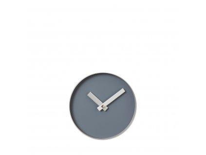 Nástěnné hodiny Blomus RIM | malé šedé
