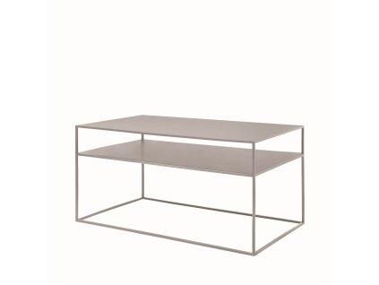 Konferenční stolek Blomus FERA | šedohnědý