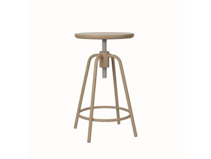 Otočná stolička Blomus AROUND   béžová