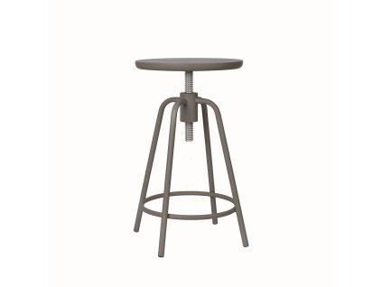 Otočná stolička Blomus AROUND   šedá