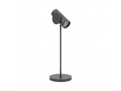 Stolní lampa Blomus ETAPA | tm. šedá