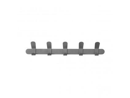 Kovový věšák Blomus VENEA 50 cm | ocelově tm. šedá