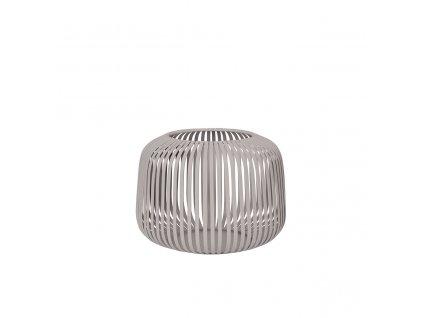Lucerna Blomus LITO 13 cm   šedá