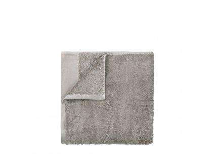 Ručník Blomus RIVA 50x100 cm   světle šedý