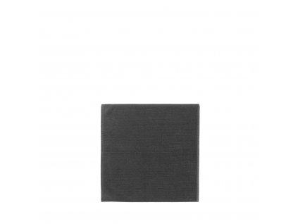 Koupelnová předložka Blomus PIANA 55x55cm | antracit