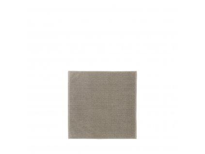 Koupelnová předložka Blomus PIANA 55x55cm | šedá