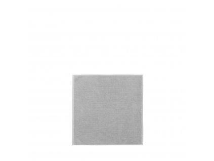 Koupelnová předložka Blomus PIANA 55x55cm | sv. šedá