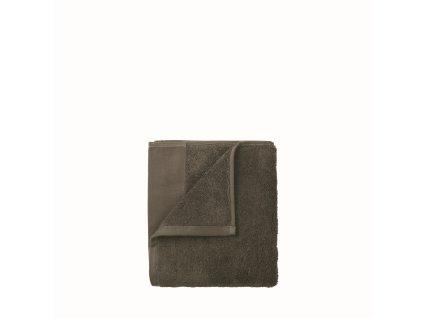 Ručník pro hosty Blomus RIVA 30x50 cm SET/2ks | khaki