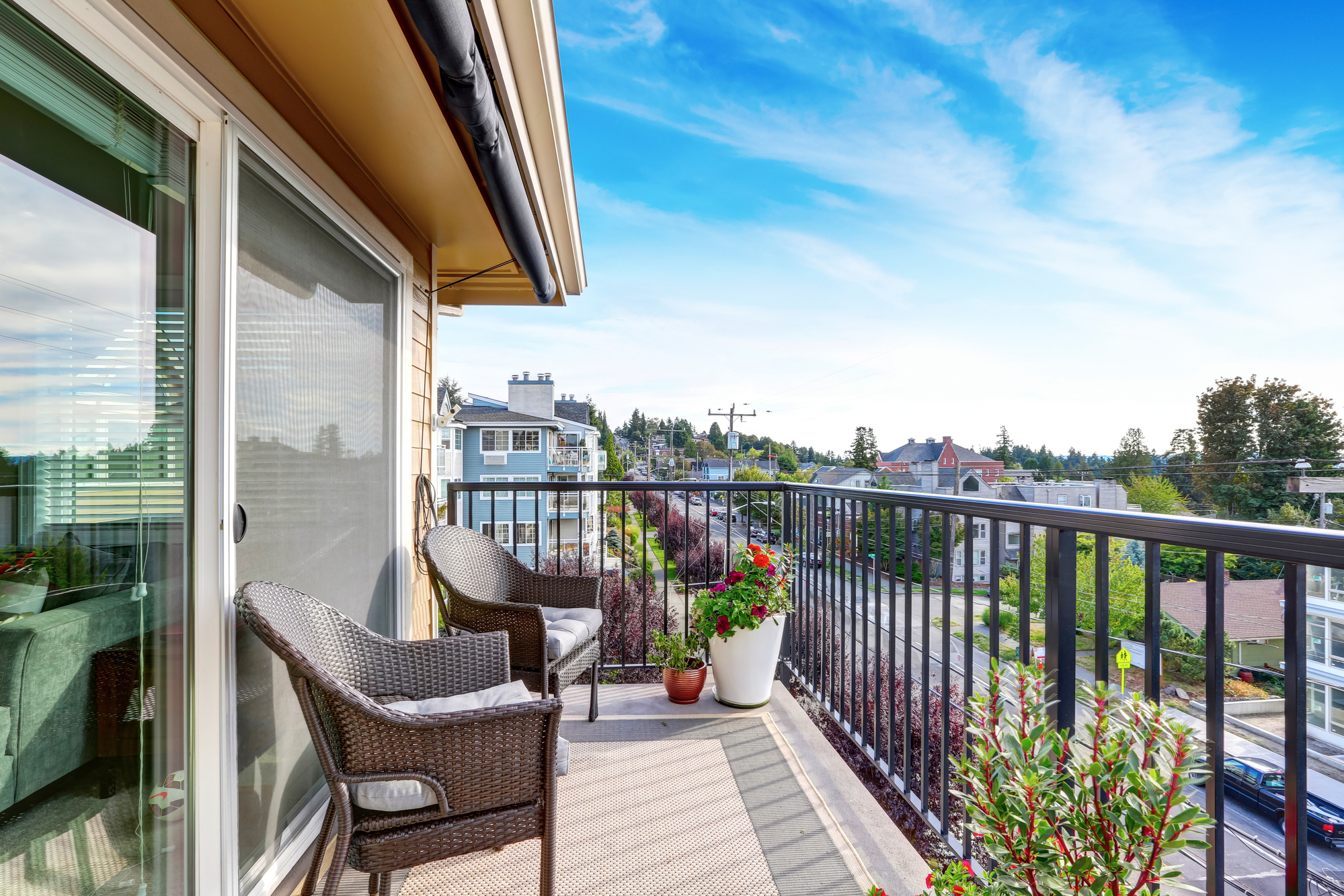 Jak zajistit balkon pomocí venkovní wifi kamery?