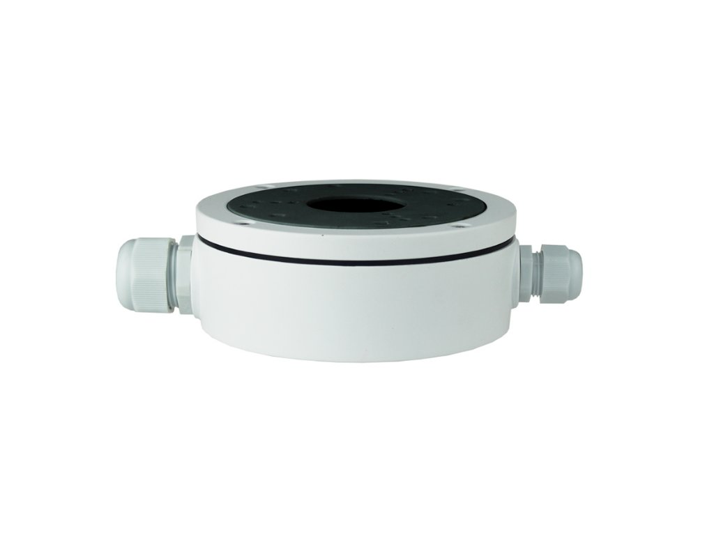 22904 securia pro junction box small white jbsw 01