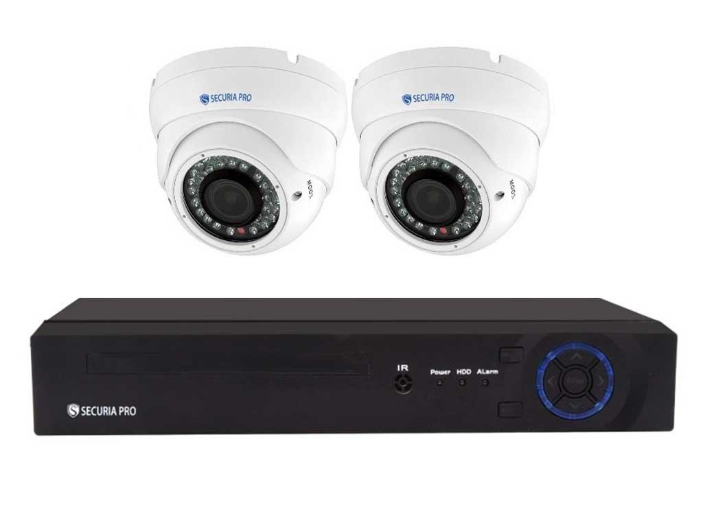 2kamerovy system dome w