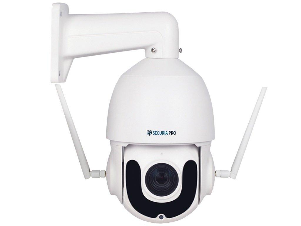 12663 securia pro ip 2mp ptz wifi kamera dome n398tz 200w 18x