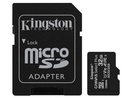 pametova karta kingston canvas select plus a1 32gb microsdhc class 10 100mb s s adapterem i180878[1]