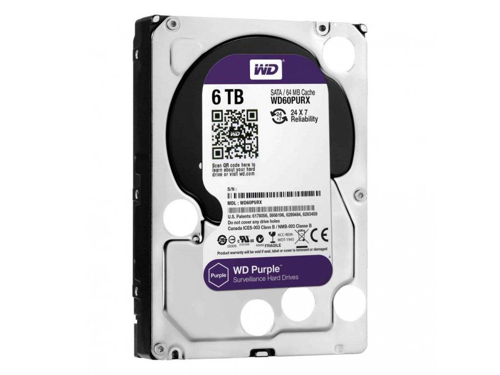 1640 1 western digital purple hdd 6tb