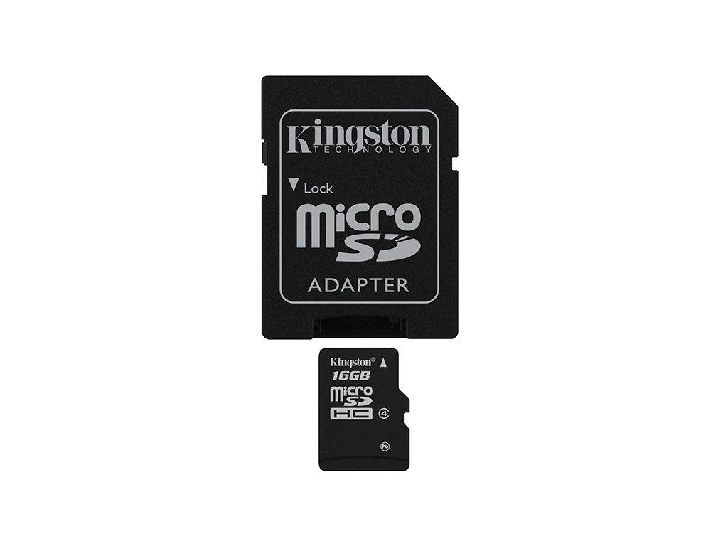 702 pamatova karta kingston canvas select plus a1 16gb microsdxc class 10 100mb s s adapter