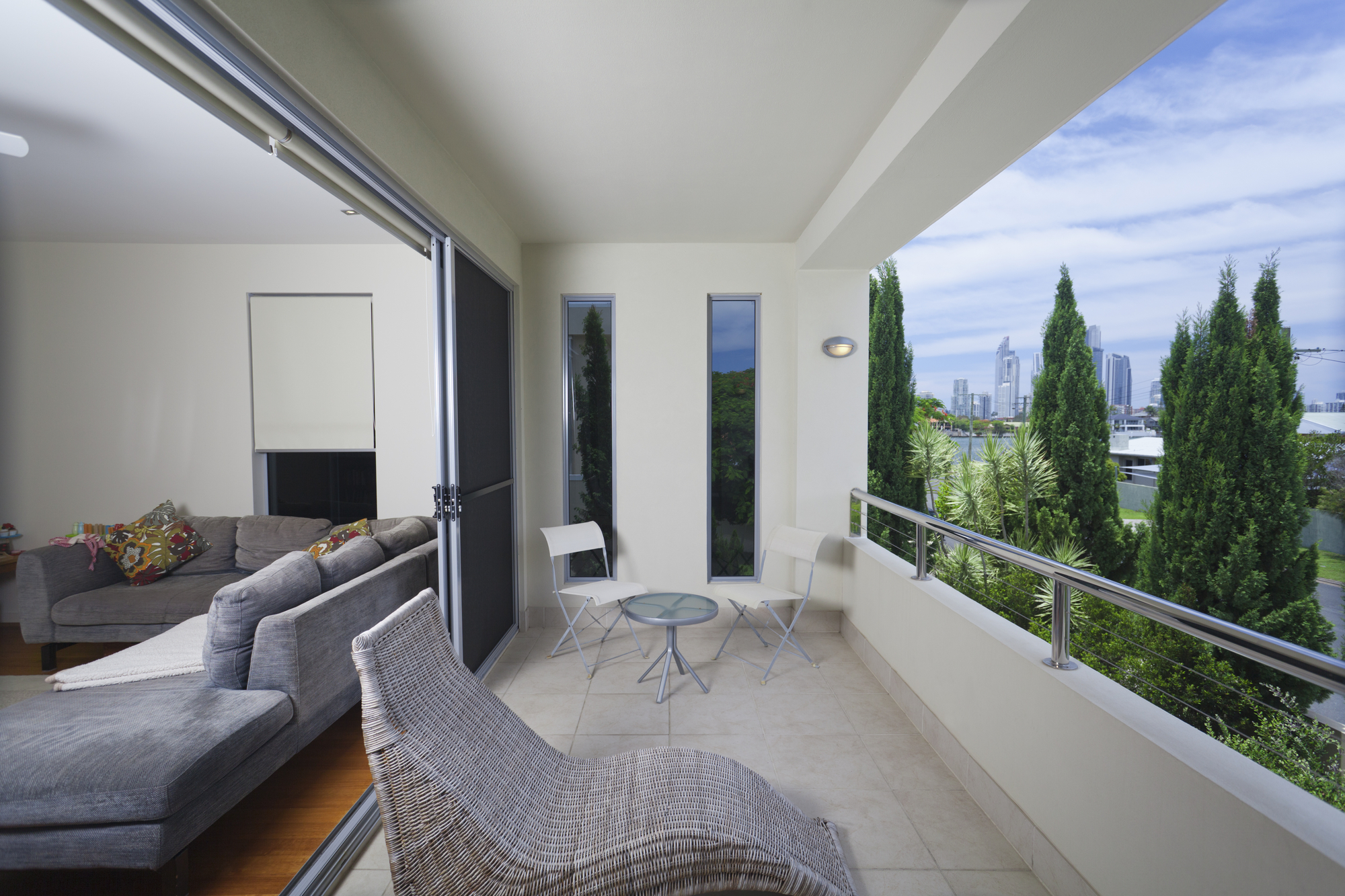 Ako zabezpečiť balkón pomocou vonkajšej wifi kamery?