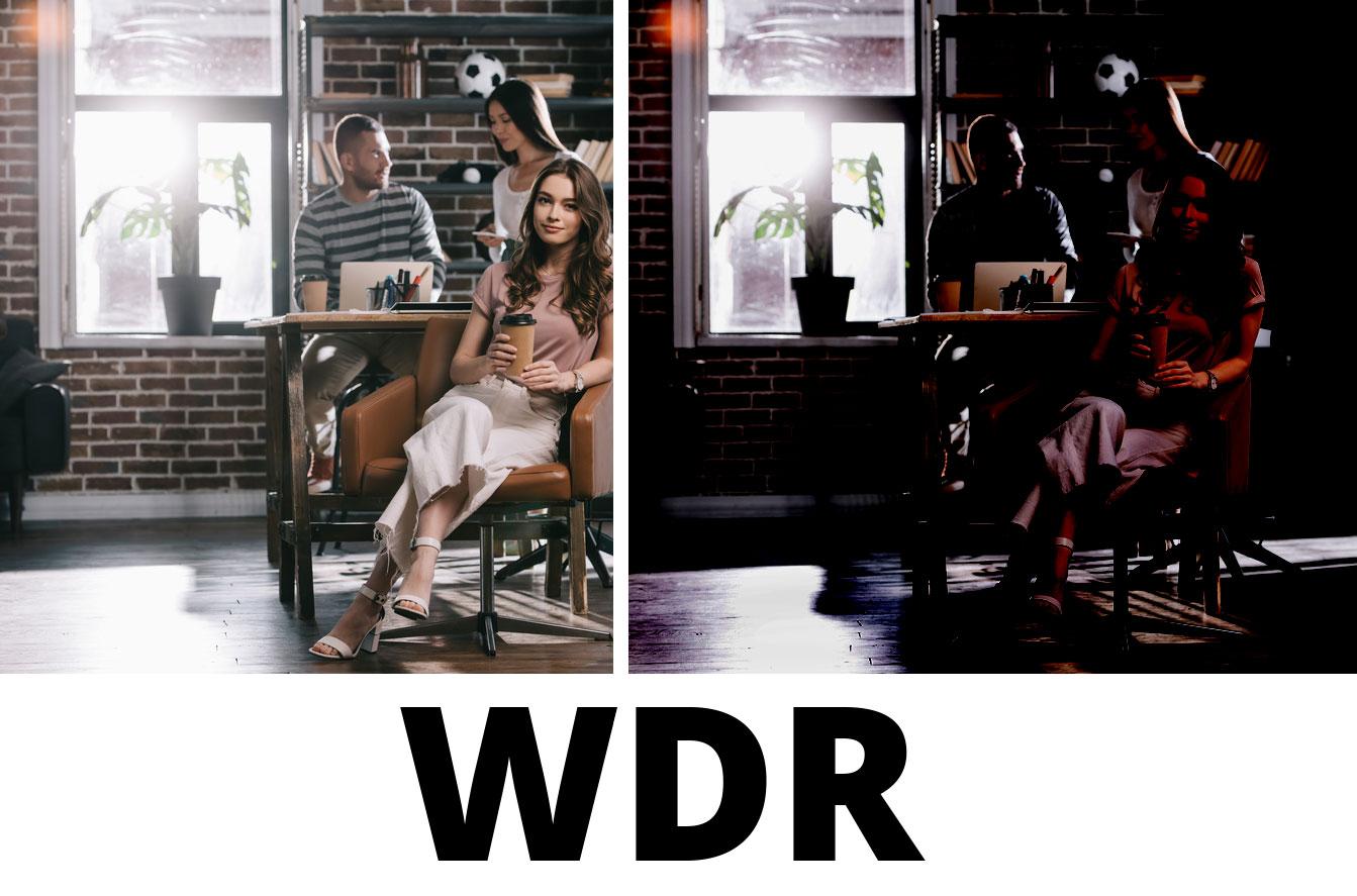 Čo je to WDR a na čo slúži?