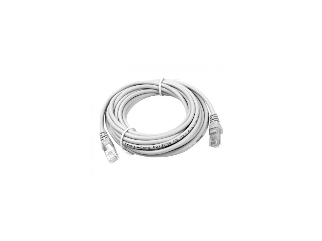 utp patch kabel cat5e dlzka 10 m