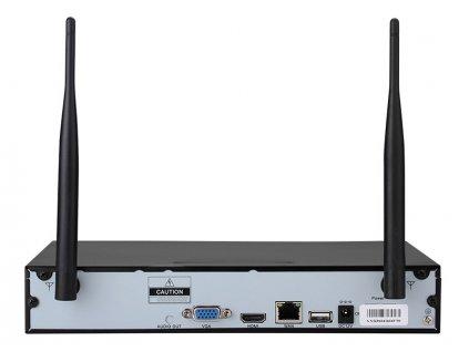 Securia Pro WIFI set 1MPx WIFI8CHV1-W (Nahrávanie bez disku)