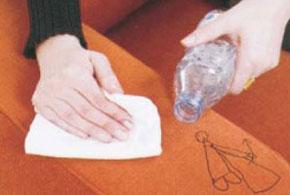 Návody k použití a ošetření látek