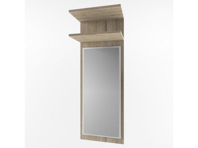 oskar panel zrcadlo45 dub san remo