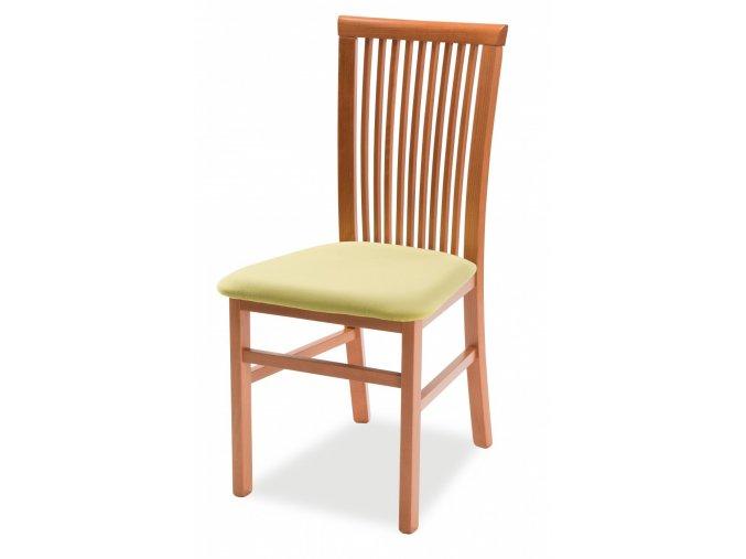 Kuchyňská židle ANGELO 1 I.sk (Mi-ko 1. sk Cabora arancio)