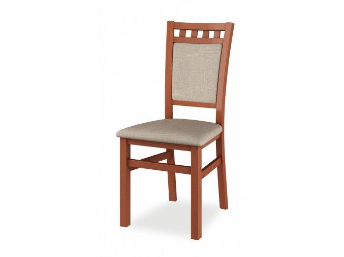 Kuchyňská židle DANIEL 1 I.sk (Mi-ko 1. sk Cabora arancio)
