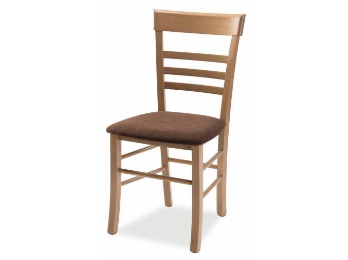 Kuchyňská židle SIENA I.sk (Mi-ko 1. sk Cabora arancio)
