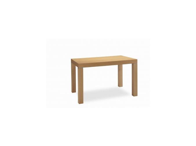 jídelní stůl SPLIT LAMINO 120 (MI-KO DŘEVO BÍLÁ)