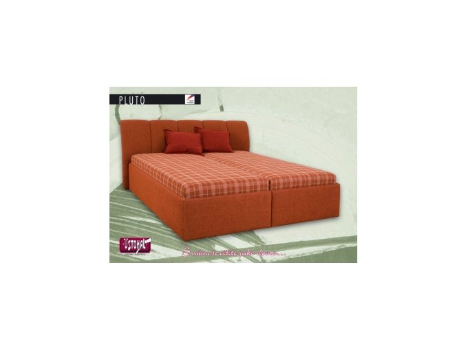 manželská postel PLUTO I.sk (USTOHAL I.sk Haiti 1)
