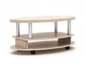 konferenční stolek HUGO K166