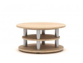 konferenční stolek KVIDO K147