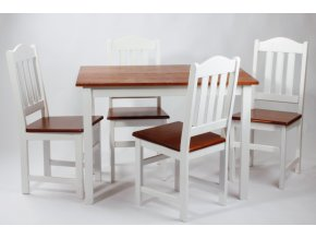 SET-161 4 x židle +stůl