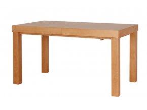 Jídelní stůl VERDI/140x80+40cm/