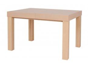 Jídelní stůl UMBERTO/120x90+4x50cm/