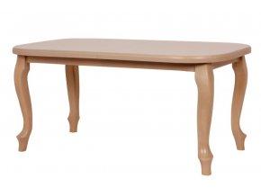 Jídelní stůl ENZO/140x80+40cm/