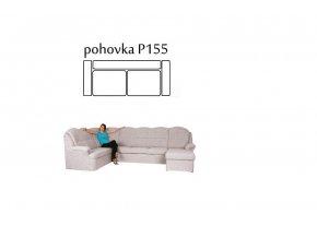 Pohovka BONDY P155