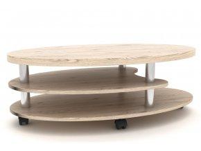 konferenční stolek DALIBOR K123