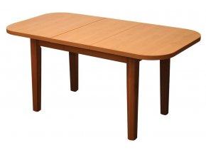 Jídelní stůl ovál, rozkládací ŠTEFAN