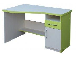 Psací stůl STEVE rohový CASPER C012
