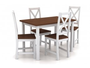 Jídelní set 165 stůl+4 x židle